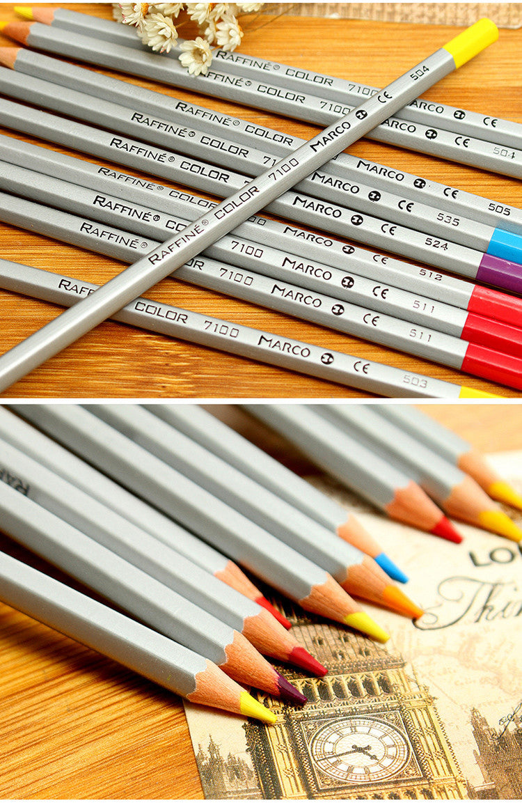 Colored Pencil Painting Set