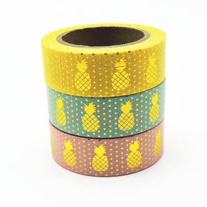 Special Golden Pineapple Tape