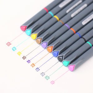 10 Colors/Set 0.38MM Sketch Drawing Pen