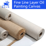1 Meter Blank Canvas For Painting With High Quality Layer