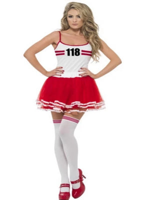 118 Marathon Runner Woman Costume