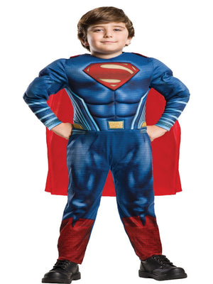 Superman Deluxe Kids Costume