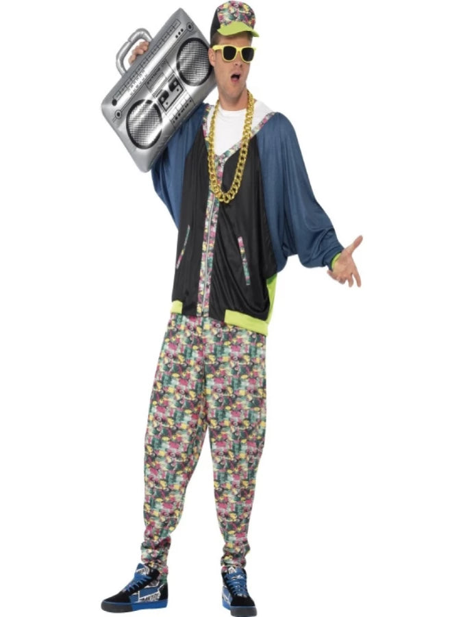 80's Hip Hop Costume