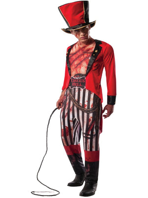 Mauled Ringmaster Costume
