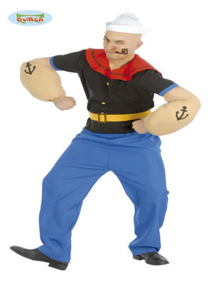 Cartoon Sailor Man