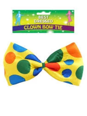BOW TIE CLOWN 24CM