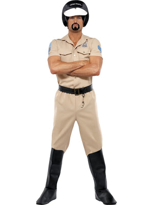Biker Village People costume