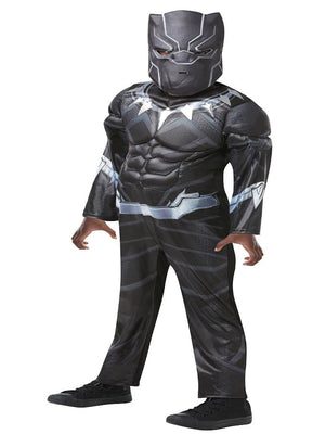 Black Panther Childrens Costume Deluxe