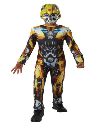 Bumblebee Transformers Kids Costume