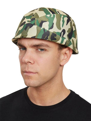 Camouflage Helmet Fabric Cover Adult