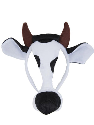 Cow With Mask