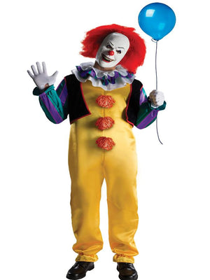 Dlx. Pennywise Costume