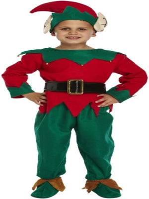 Elf Child's Costume