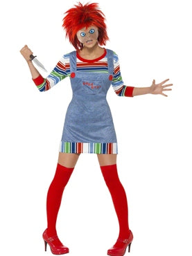 Female Chucky Costume