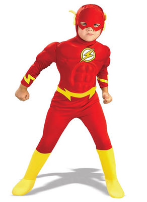 Flash Deluxe Kids Costume