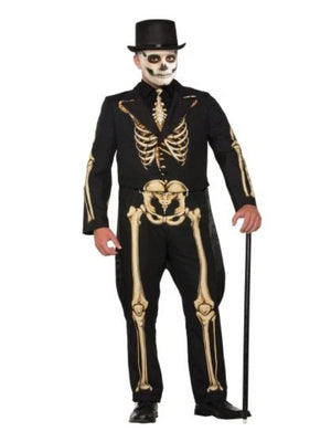 Formal Skeleton Costume