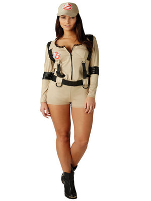 Ghostbuster Female Costume