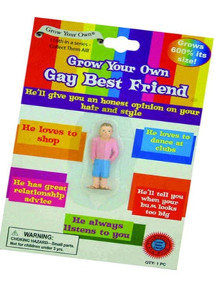 Grow a Gay Friend