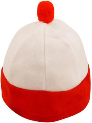 Hat Red And White Child