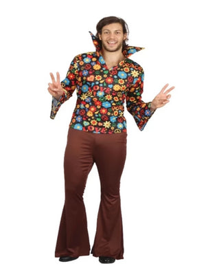 Hippy Man (Shirt + Trousers)