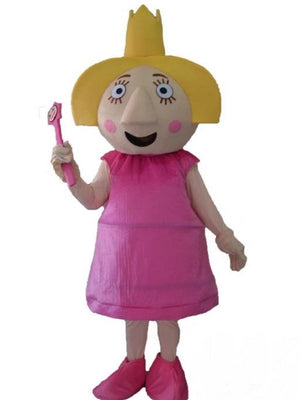Holly Lookalike Mascot Costume