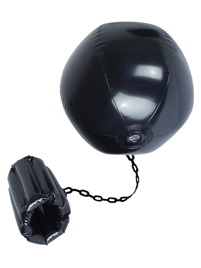 Inflatable Ball and Chain