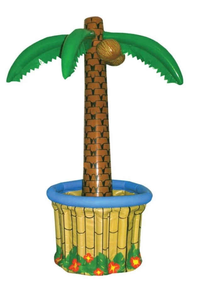 Inflatable Palm Tree Cooler 170cm