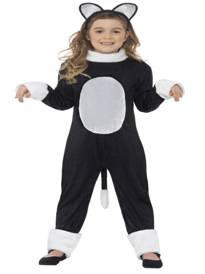 Kids Cool Cat Costume