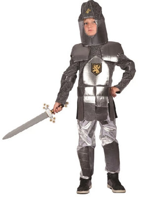 Child Knight Armour costume