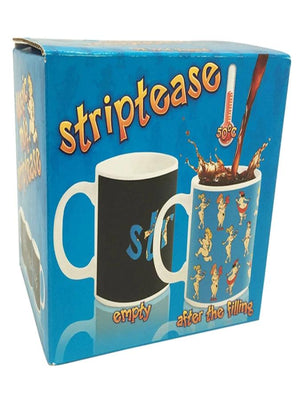 Male Striptease mug