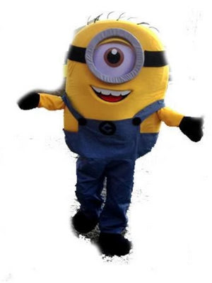 Minion Mascot Costume Hire