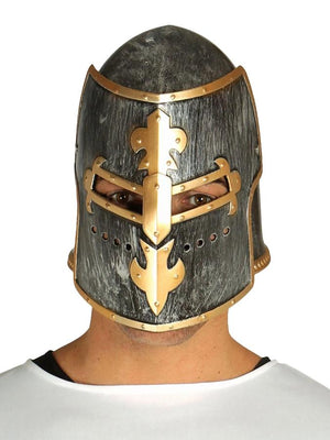 Over the head Knight Helmet