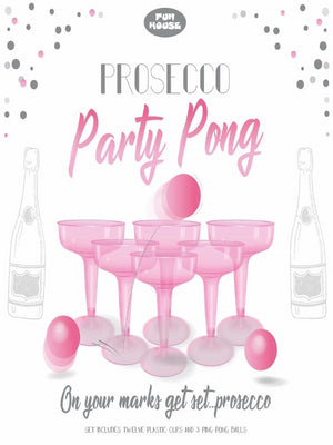 PROSECCO PARTY PONG