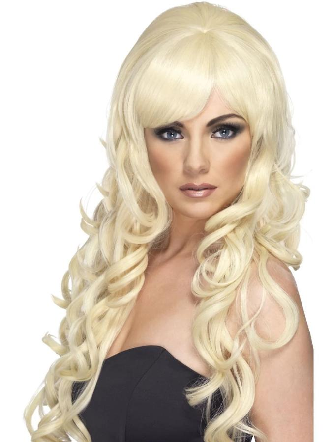 Pop Starlet Wig Blonde