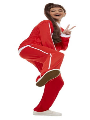 Scouser Tracksuit, Sporty Spice Costume