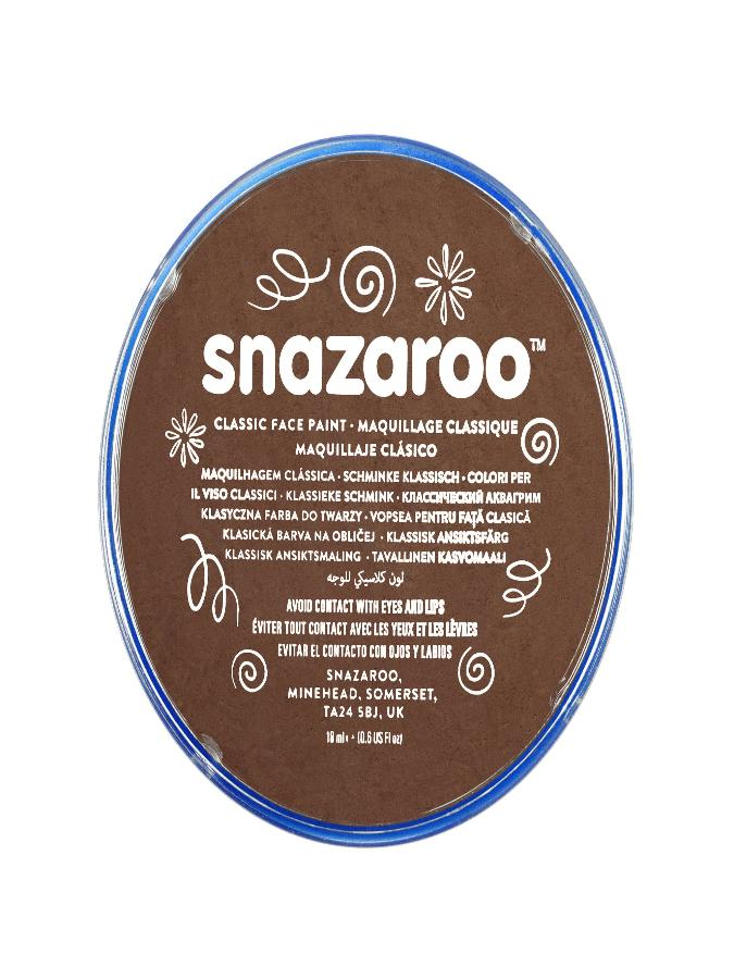 Snazaroo Light Beige  Facepaint 18ml