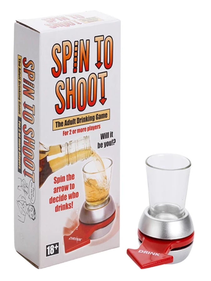 Spin To Shoot