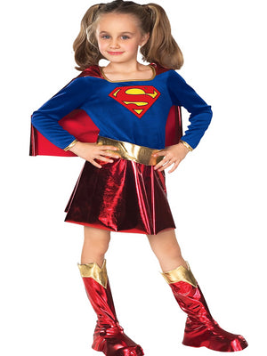 Supergirl Child Deluxe Costume