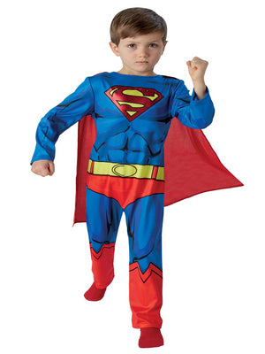 Superman Comic Book Costume