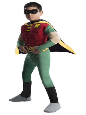 Teen Titan Robin Child Deluxe Costume
