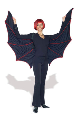 Velvet Bat Wings