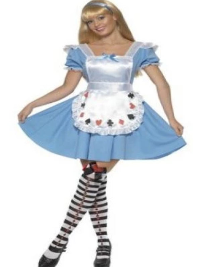 Alice deck Of Cards Costume