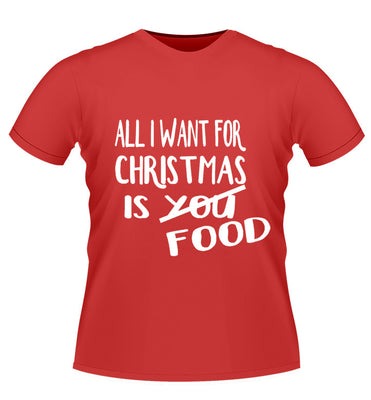 All I want for Xmas Men's Novelty T-shirt