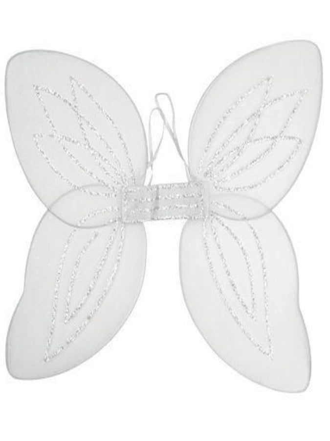 Angel Wings - White - Adults