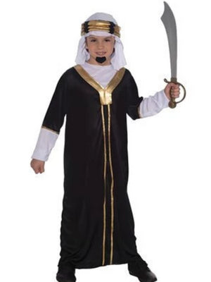 Arab Boys Sultan Children's costumes