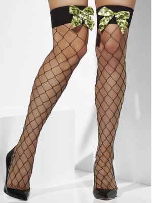 Army Diamond Net Hold Ups