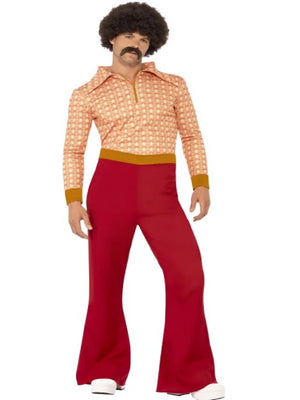 Authentic 70's Guy Costume