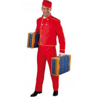 Bellboy Costume Hire