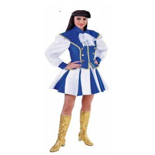 58af587f3cb3 Blue Majorette Costume Hire | Athlone Jokeshop and Costume Hire