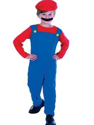 Boys plumbers mate costume